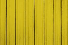 Textuur van oude houten planken met schilverf Stock Foto