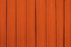 Textuur van oude houten planken met schilverf Stock Foto's