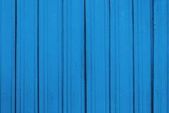 Textuur van oude houten planken met schilverf Stock Fotografie