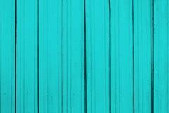Textuur van oude houten planken met schilverf Stock Afbeelding