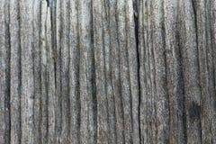 Textuur van oude houten raad Stock Foto's