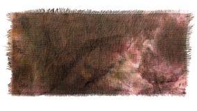 Textuur van oude stof royalty-vrije stock fotografie