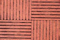 Textuur van parkweg Royalty-vrije Stock Afbeeldingen