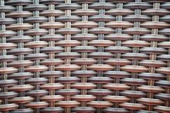 Textuur van plastic weefsel Royalty-vrije Stock Foto