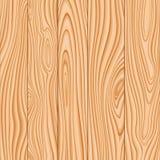 Textuur van raad van een licht hout Royalty-vrije Stock Foto