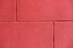 Textuur van rode brickwall Royalty-vrije Stock Afbeeldingen