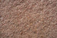 Textuur van rode steen Stock Foto