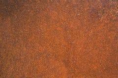 Textuur van roestig bladmetaal Grunge geroeste metaaltextuur Roestige corrosie en geoxydeerde achtergrond royalty-vrije stock foto