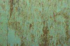 Textuur van roestig ijzer Royalty-vrije Stock Afbeeldingen