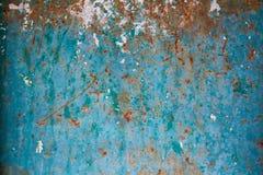 Textuur van roestig metaal Royalty-vrije Stock Afbeelding
