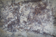 Textuur van roestig metaal Stock Afbeelding
