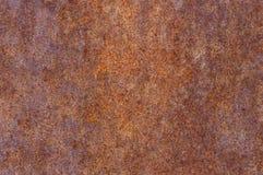 Textuur van roestig metaal stock foto
