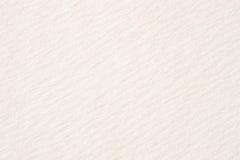 Textuur van roomkleurig pastelkleurdocument voor kunstwerkclose-up, lichte tonen voor achtergrond, substraat, samenstellingsgebru royalty-vrije stock foto