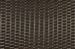 Textuur van rotan rieten meubilair stock foto's