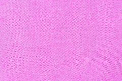 Textuur van roze stof stock afbeelding