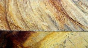 Textuur van scherp hout Stock Afbeelding