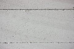 Textuur van schuimbeton, blokken voor de bouw van muren, schuimblok Bouw en reparatie van huizen wit poreus materiaal met a royalty-vrije stock foto