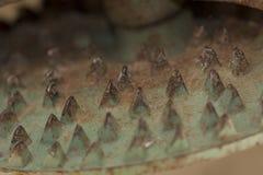 Textuur van schuursponsje Royalty-vrije Stock Afbeelding