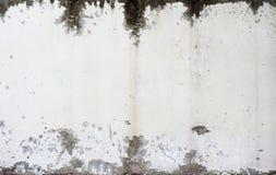 Textuur van sjofele verf en pleisterbarsten Royalty-vrije Stock Fotografie