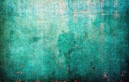 Textuur van sjofele verf en pleisterbarsten Royalty-vrije Stock Afbeelding
