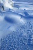 Textuur van sneeuw Royalty-vrije Stock Fotografie