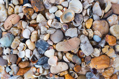 Textuur van steen Stock Afbeeldingen