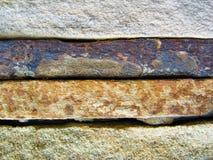 Textuur van stenen Royalty-vrije Stock Afbeelding