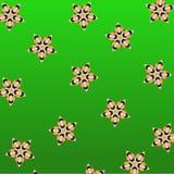 Textuur van sterren vector illustratie