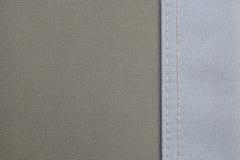 Textuur van stof royalty-vrije stock afbeelding
