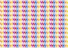 Textuur van stro Stock Afbeelding