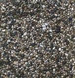 Textuur van tegel van kleine stenen wordt gemaakt die stock foto