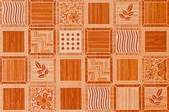 Textuur van tegel voor patroon en achtergrond Royalty-vrije Stock Fotografie