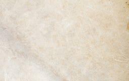 Textuur van trommelleer die van koeleer wordt gemaakt Stock Afbeeldingen