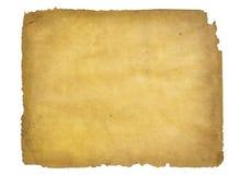 Textuur van uitstekend document Stock Foto