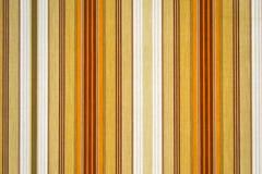 Textuur van veelkleurige die lijnen op een tentgordijn als achtergrond wordt gebruikt Royalty-vrije Stock Foto's