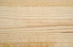 Textuur van vers gezaagd hout, achtergrond, close-up stock afbeelding