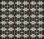 Textuur van verschillende geometrische cijfers vector illustratie