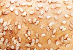 Textuur van wit brood Royalty-vrije Stock Afbeelding