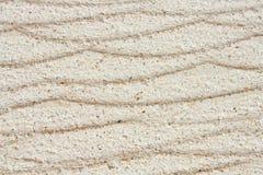 Textuur van wit zandsteen Stock Afbeeldingen
