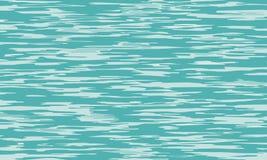Textuur van zeewater stock illustratie
