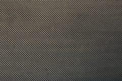 Textuur van zwart leer Royalty-vrije Stock Foto's