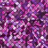 Textuur in verschillende schaduwen van fiolet. EPS 8 Stock Afbeeldingen