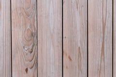 Textuur vijf de lichte houten achtergrond van de raads verticale richtlijn stock fotografie