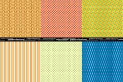 Textuur voor het scrapbooking Royalty-vrije Stock Fotografie