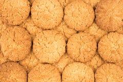 Textuur & x28; background& x29; van het koekje in de studio Stock Foto