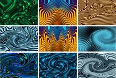 Textuurabstractie Stock Foto