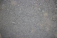Textuurachtergrond van asfalt Stock Foto