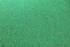 Textuurachtergrond van de groene plastic deurmat Royalty-vrije Stock Afbeelding