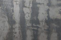 Textuurblad van ijzer met vlekken van strepen stock afbeelding