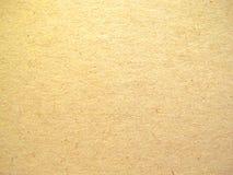 Textuurmateriaal van bruin karton royalty-vrije stock afbeeldingen